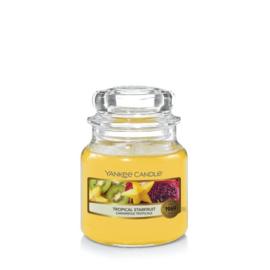 Yankee Candle Small Jar Tropical Starfruit