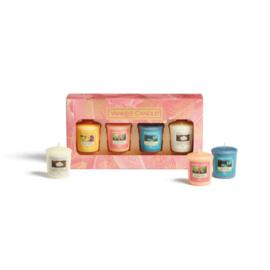 Yankee Candle Gift Set The Last Paradise 4 Votives