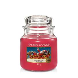 Yankee Candle Medium Jar Christmas Eve