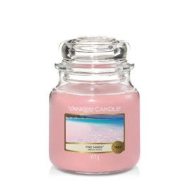 Yankee Candle Medium Jar Pink Sands