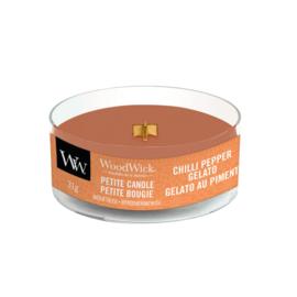 WoodWick Petite Candle Chilli Pepper Gelato