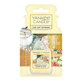 Yankee Candle Car Jar Ultimate Christmas Cookie