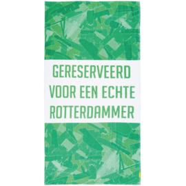 Texy Towel Strandhanddoek (Rotterdam Gereserveerd)