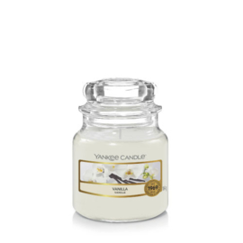 Yankee Candle Small Jar Vanilla