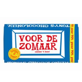 Tony's Chocolonely Puur 70% (180 gram) VOOR DE ZOMAAR