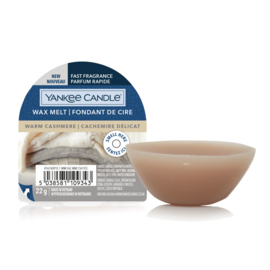 Yankee Candle Wax Melt Warm Cashmere