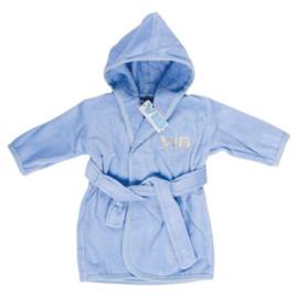 VIB Badjas Blauw (VIB Very Important Baby)