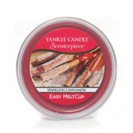 Yankee Candle Scenterpiece Easy MeltCup Sparkling Cinnamon