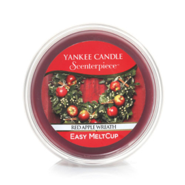 Yankee Candle Scenterpiece Easy MeltCup Red Apple Wreath