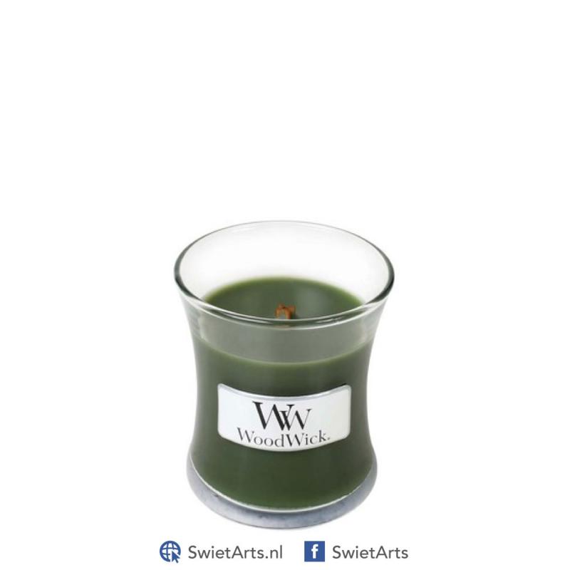 WoodWick Frasier Fir Mini Candle