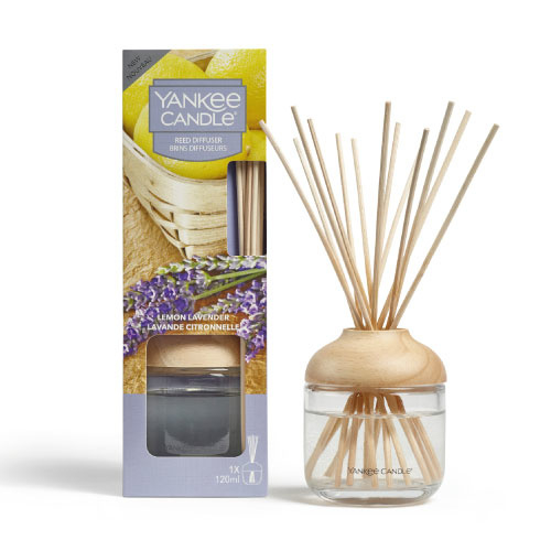 Yankee Candle Reed Diffuser 120ml Lemon Lavender