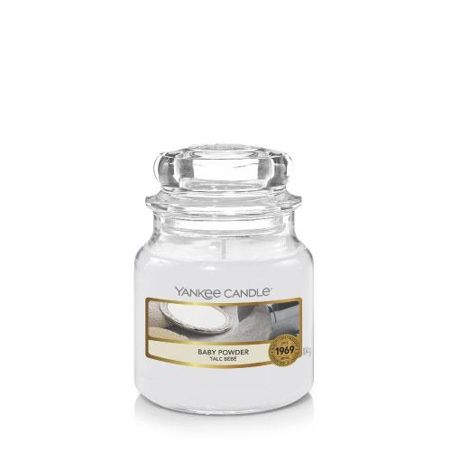 Yankee Candle Small Jar Baby Powder