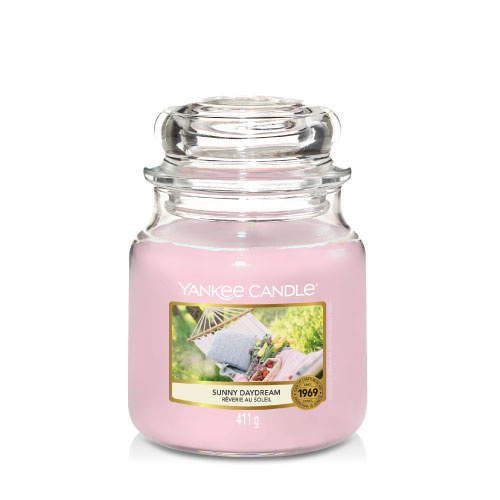 Yankee Candle Medium Jar Sunny Daydream