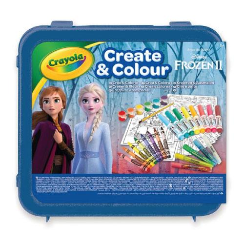 Crayola Kleur- en Knutselset  Frozen 2