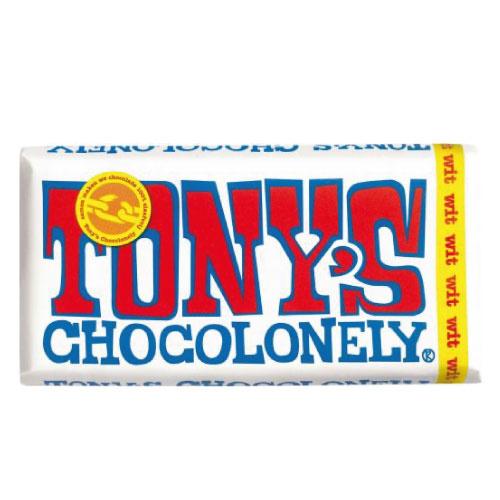 Tony's Chocolonely Wit (180 gram)