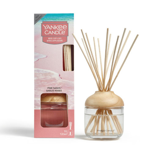 Yankee Candle Reed Diffuser 120ml Pink Sands