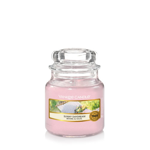 Yankee Candle Small Jar Sunny Daydream
