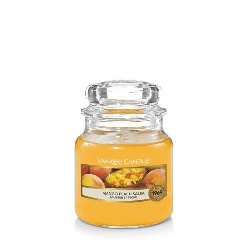 Yankee Candle Small Jar Mango Peach Salsa