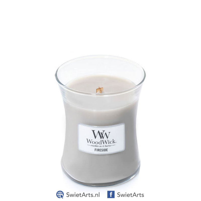 WoodWick Medium Candle Fireside
