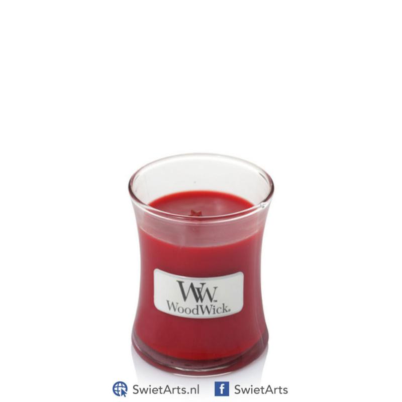 WoodWick Mini Candle Pomegranate