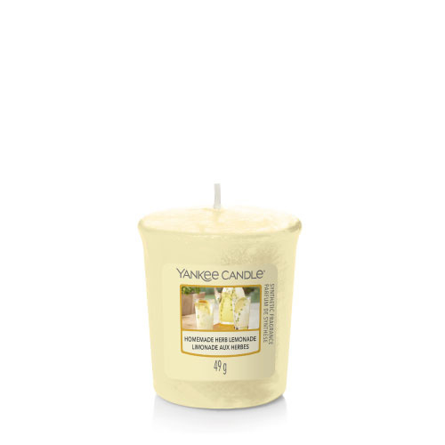 Yankee Candle Votive Homemade Herb Lemonade