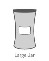 Hier vind je een overzicht van alle WoodWick Large Jar Geurkaarsen