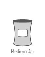 Hier vind je een overzicht van alle WoodWick Medium Jar Geurkaarsen