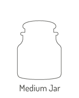 Hier vind je een overzicht van alle Yankee Candle Medium Jar Geurkaarsen