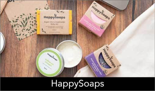 Een beter millieu begint bij jezelf. Maak je douche plastic vrij en kies voor de producten van HappySoaps. 1 Shampoo Bar vervangt 3 tot 4 reguliere plastic shampooflessen.
