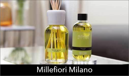 Geurstokjes nodig? Kies alleen voor het allerbeste op het gebied van geurproducten in huis. millefiori Milano is het merk uit Italie die alleen voor het allerbeste gaat uit de wereld van geurbeleving.
