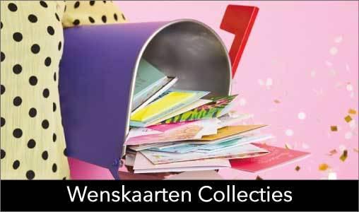 Hier vind je alle Hallmark wenskaarten per collectie geselecteerd