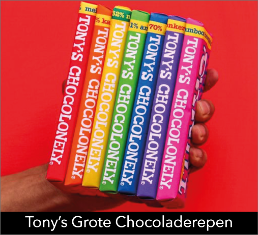 Tony's Chocolonely Chocoshop