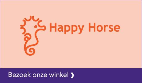 BEZOEK ONZE HAPPY HORSE WINKEL!