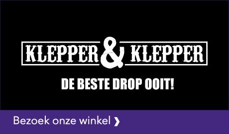 Bezoek onze Klepper & Klepper winkel, de beste drop ooit!