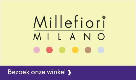 BEZOEK ONZE MILLIFIORI MILANO WINKEL!