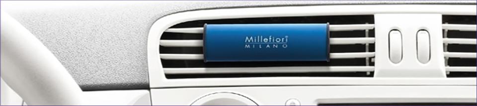 MILLEFIORI MILANO ITALIAANSE KWALITEITS GEURPRODUKTEN & ACCESSOIRES