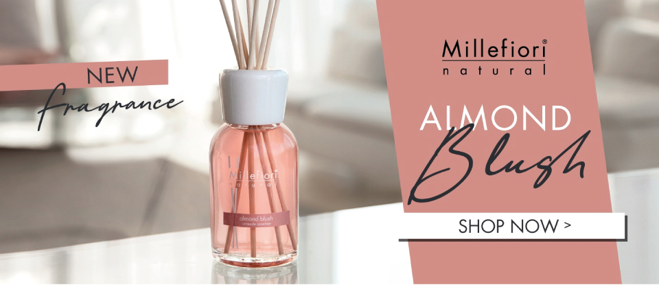 Millefiori Milano Fragrance Almond Blush