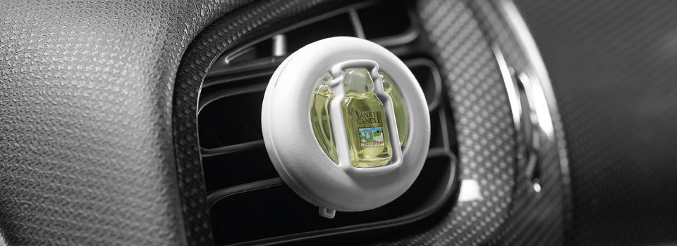 Yankee Candle Smart Scent Vent Clip Air Fresheners