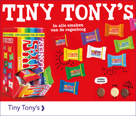 TONY'S CHOCOLONELY TINY TONY'S