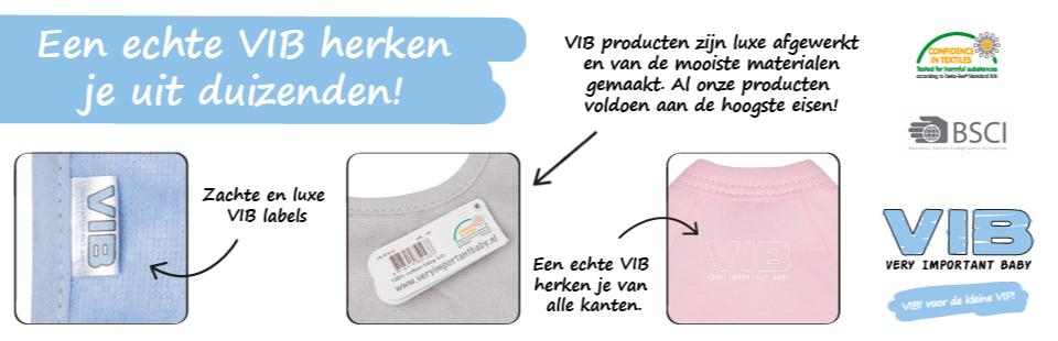 VIB DE ALLERLEUKSTE BABY COLLECTIE VOOR 0-6 MAANDEN