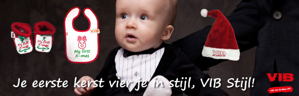 VIB Very Important Baby Kerstcollectie
