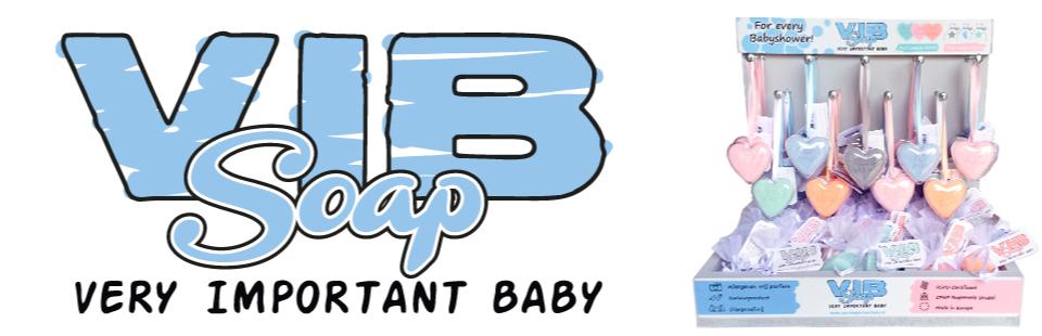 VIB Very Important Baby Soap (Babyzeepjes)
