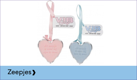 VIB VERY IMPORTANT BABY ZEEPJES (BABY SOAP)
