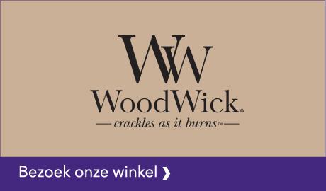 BEZOEK ONZE WOODWICK WINKEL!