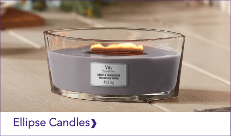 DISCOVER OUR WOODWICK HOURGLASS MEDIUM CANDLES