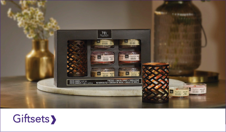 DISCOVER OUR WOODWICK GIFTSETS