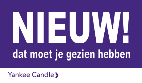 Ontdek de nieuwe Yankee Candle producten op deze pagina.