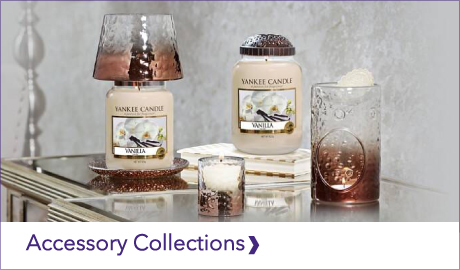 YANKEE CANDLE ACCESSORY COLLECTIONS