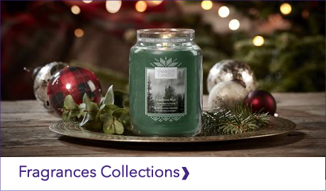 YANKEE CANDLE FRAGRANCE COLLECTION
