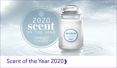 YANKEE CANDLE SCENT OF THE YEAR 2020 AWAKEN